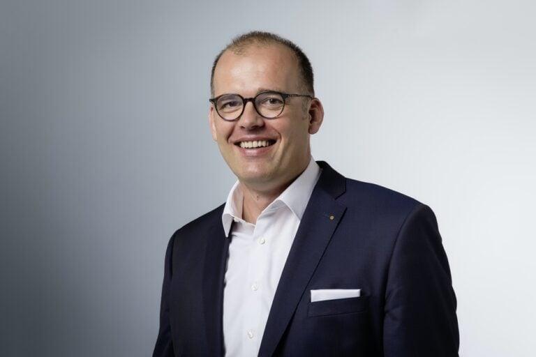 Portrait Henning Necker
